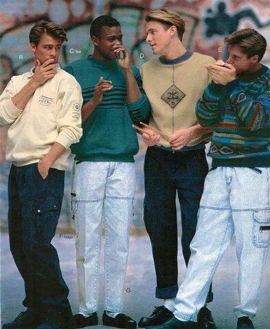 Look 5- 1990