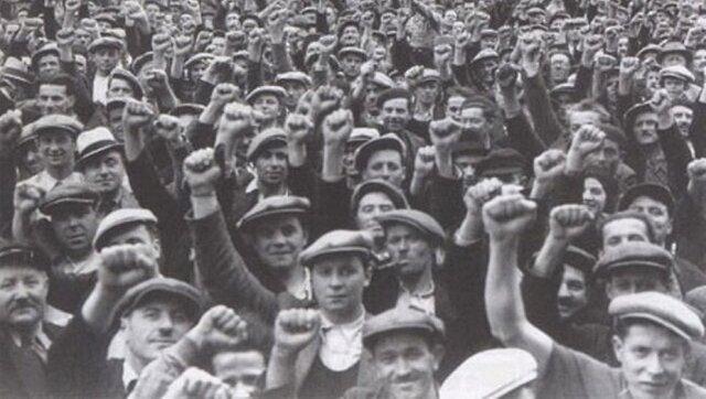 Inicios de la sindicalización