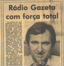 PRA-6 Rádio Gazeta FM