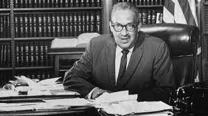 Thurgood Marshall Appointed to Supreme Court