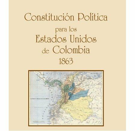 CONSTITUCIÓN 1863