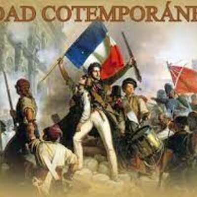 Siglo XIX: Edad Contemporánea timeline