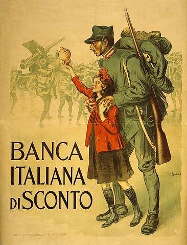 Fallimento banco italiano di sconto