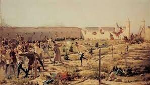 Guerra contra Austria (Batallas de Magenta y Solferino)
