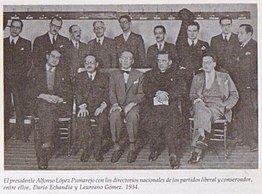 Oficina de medicina laboral y Ley 10 de 1934 (Colombia)