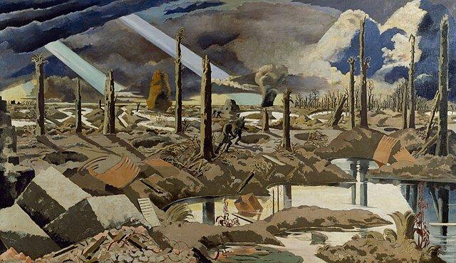 La situazione alla fine della prima guerra mondiale