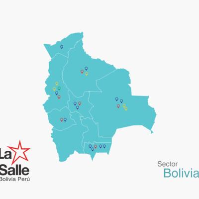LA SALLE EN BOLIVIA  timeline