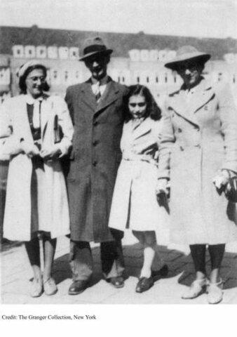 Delaten a l'Anna Frank