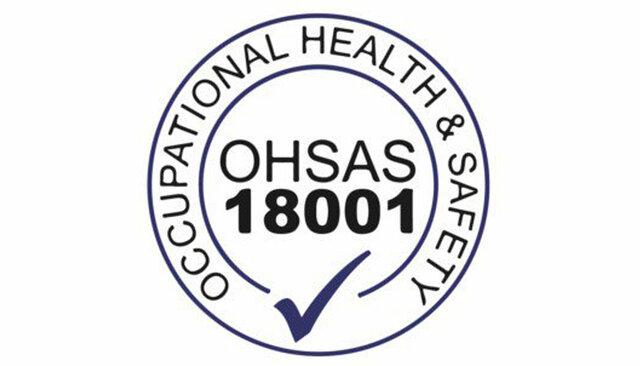 OHSAS 18001.