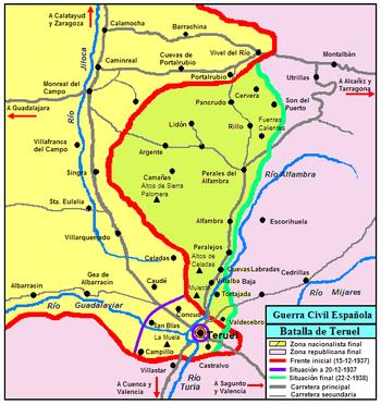 Batalla de Terol