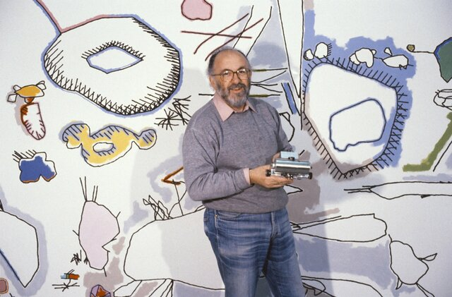 Harold Cohen (1928 – 2016)