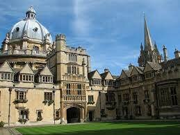Going Off To Brasenose College at Oxford