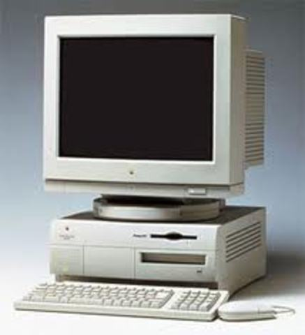 Mi primer ordenador.