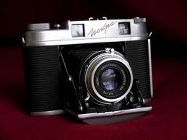 Mi primera cámara de fotos