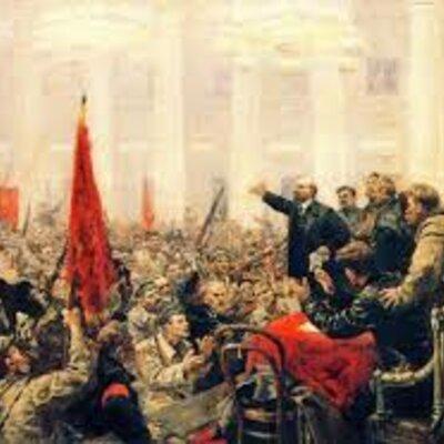 Las Revoluciones Rusas  timeline