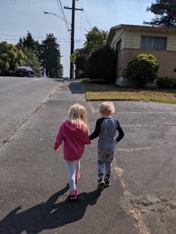 [Personal] Two families quarantined for two weeks so that I could take Sam up to Humboldt to play with his heart cousins--the first kids his own age he'd interacted with since March 17.
