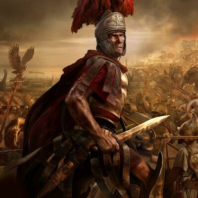 A Roman Empire Timeline