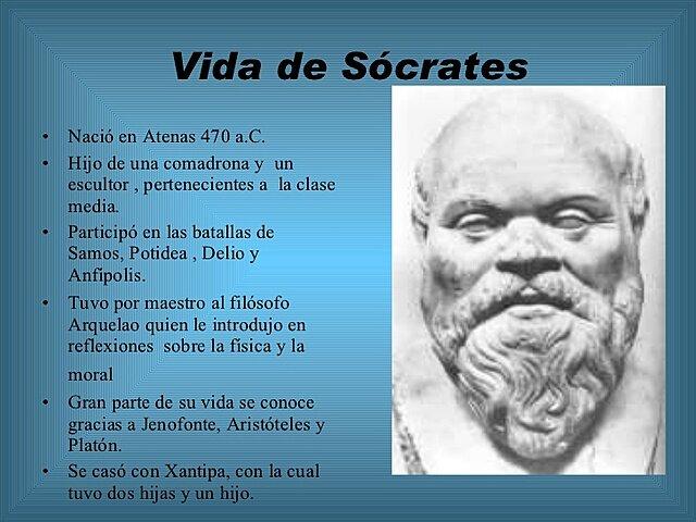 Obras importantes de Sócrates