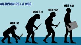 EVOLUCIÓN DE LA WEB Y SU RELACIÓN CON EL INTERNET timeline