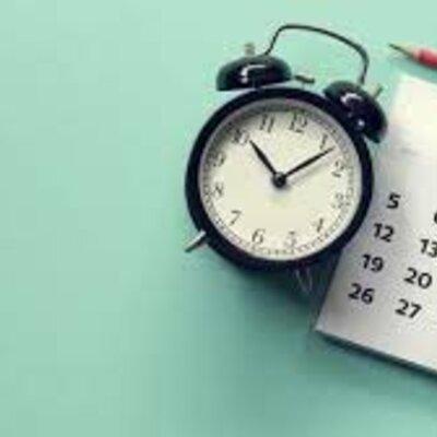 El tiempo y su medición timeline