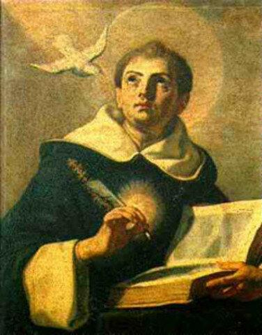 Santo Tomas de Aquino ( Obra)