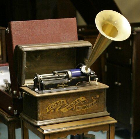 Создание фонографа