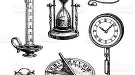 Tecnologías para medir el tiempo (Historia) timeline
