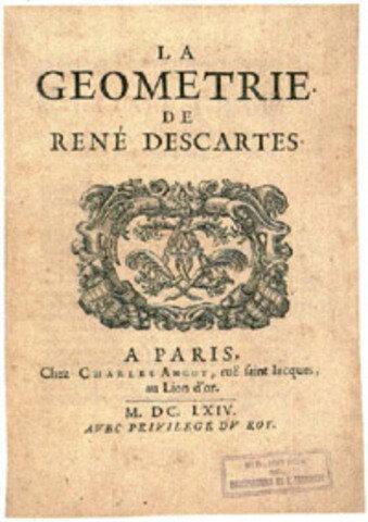René Descartes y La Geometría