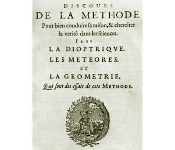 René Descartes Discurso del Metodo