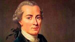 Inmanuel Kant.