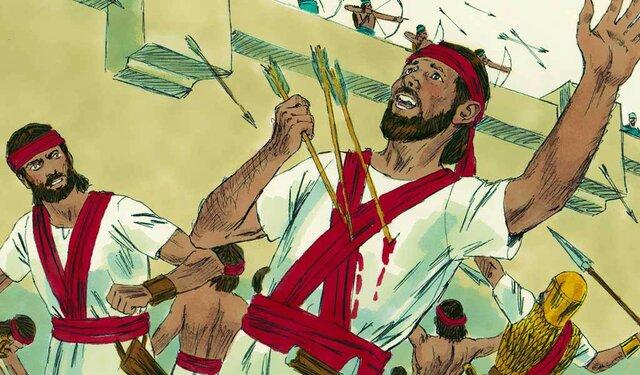 David killed Uriah so that he could marry Bathsheba