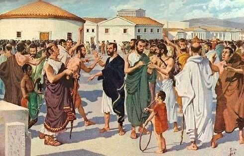 Antigua Roma (siglo VI)