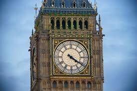 Relojes en Europa