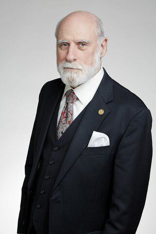 Vinton Cerf.