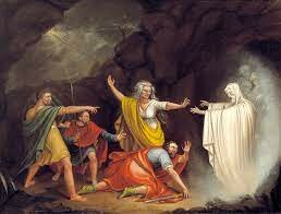 The Lord rejects Saul