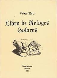 Primer libro de Gnomónica