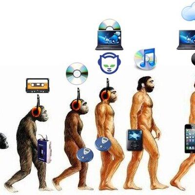 Evolución del internet con relacion a la red timeline