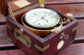 Cronómetro naútico