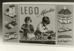 Comienzos de empresa Lego