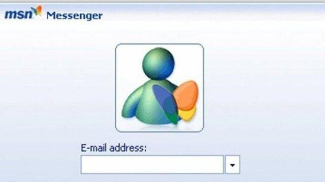 MSN Messenger.