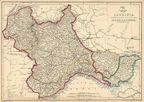 Anexión de los estados de Parma, Moderna y Toscana