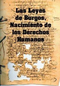 Se aprueba las leyes de Burgos