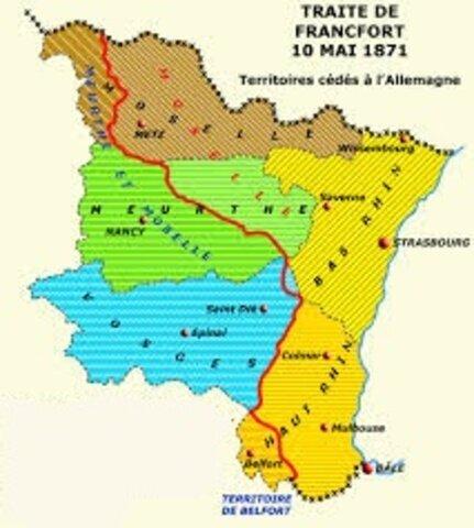 Tratado de Frankfort