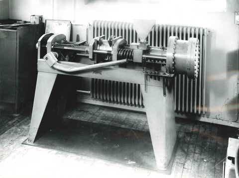 Máquina de moldeo