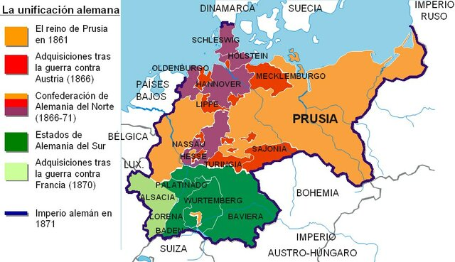 Final de la Unificación Alemana