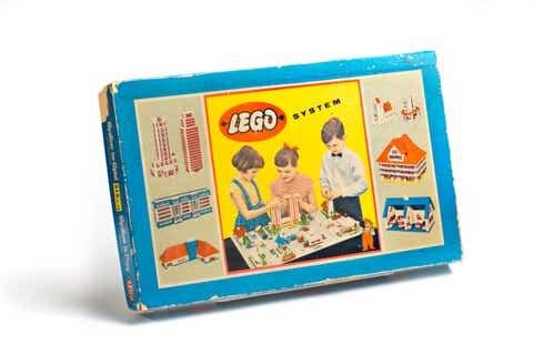 Sistema de juego LEGO