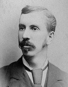 Nacimiento de James Edson White, segundo hijo de Elena y Jaime White
