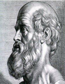Nacimiento de Hipócrates