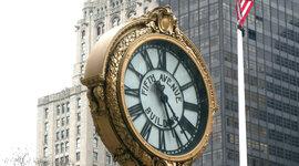 Los relojes timeline