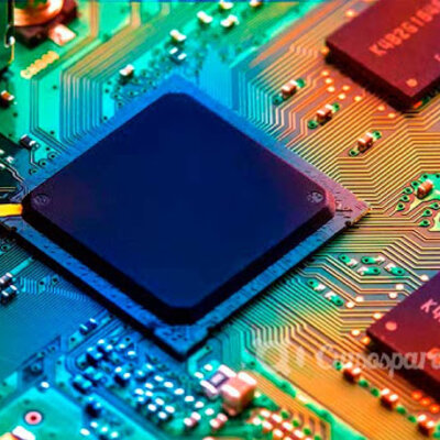 Línea de tiempo-introducción a la electrónica industrial analógica y digital- by Jesus Peñaloza Avellaneda timeline
